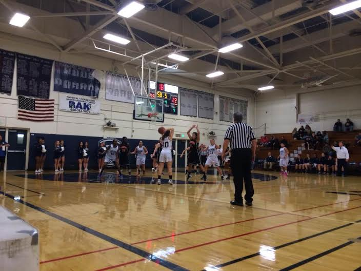 Varsity Lady Scots take the win against the Wildcats