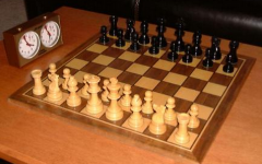 Chess requires great mental skill and focus