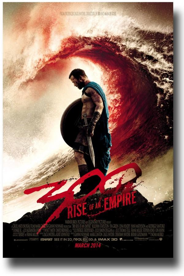 '300: Rise of an Empire' was  compelling