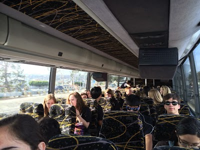 Carlmont Choirs travels to Anaheim for Choir Tour