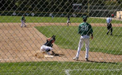 A tough loss for varsity baseball