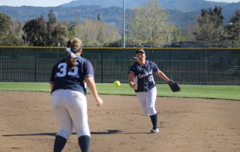Varsity softball strikes out