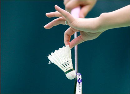 Jeshurun Chen takes first spot in varsity badminton