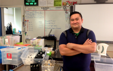 Despite facing many difficulties, Nguyen continues to smile. He works hard to help both the students and the community.