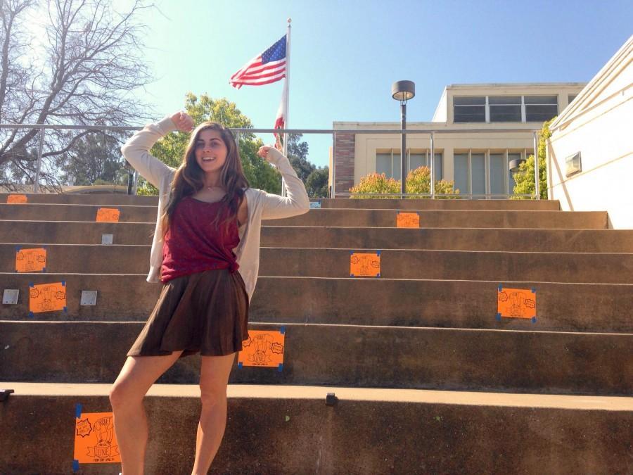 Class of 2014-2015 ASB President Elise Dimick