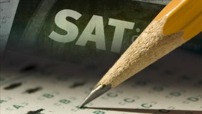 Scots talk back on new SAT format