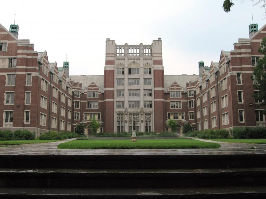 Wellesley College is one of many colleges on the East Coast.