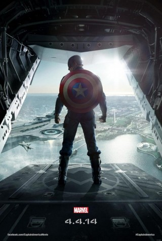 Marvel wowed with second 'Captain America' film