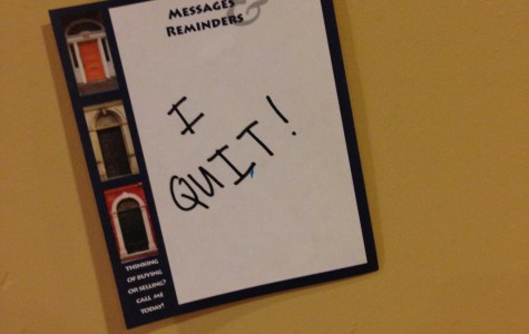 The mystery behind students quitting jobs