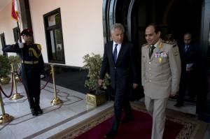 Political turmoil accompanies presidential elections in Egypt