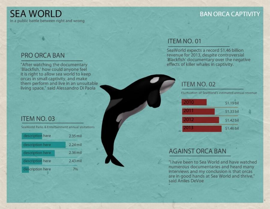 SeaWorld: Orca Captivity