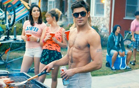 Once again, Efron, Franco, and Rogen excite the audience