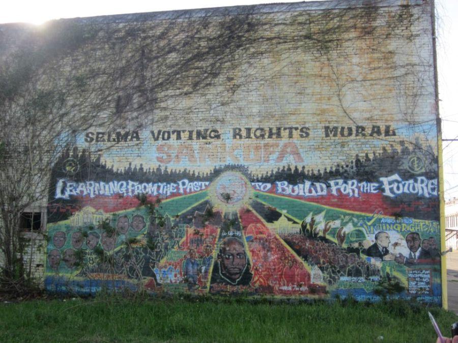 A+mural+in+Selma%2C+Ala.