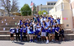 ASB 2014-15 on Scots Day.