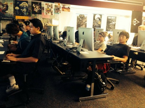 Web design allows students to be creative and tech-savvy