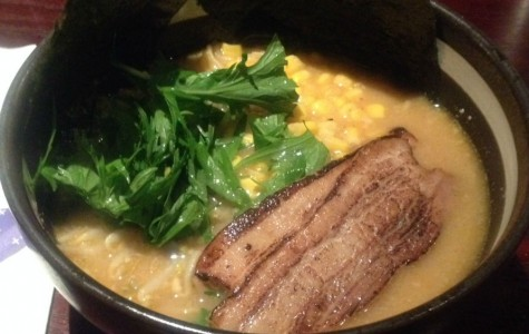 Ramen Parlor delivers a delicious bowl of ramen noodles.