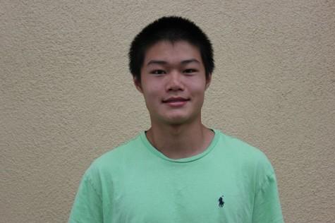 Photo of Victor Li