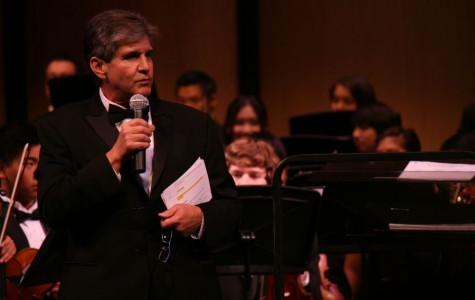 Emcee George Metroupolis shares his story of how performing arts affected his life.