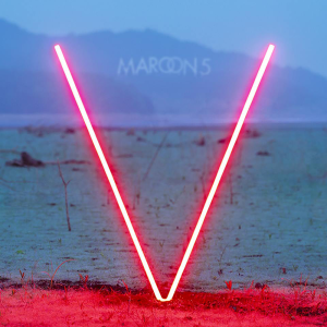 Maroon 5's latest album was released Aug. 29, selling over 164,000 copies in its first week.