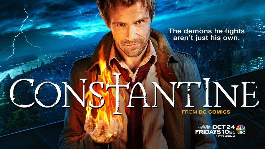 John Constantine is the protagonist and anti-hero of DC's newest television series. Photo courtesy of www.geeksofdoom.com