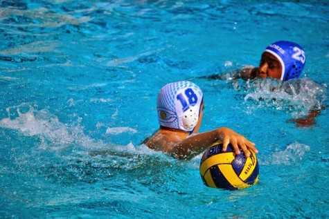 Mahdavi's dedication to water polo pays off
