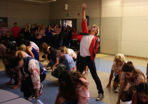 Halloween Rally: Thriller and Costume Contest