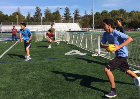 The competition heats up as dodgeball teams unite for a chance at victory