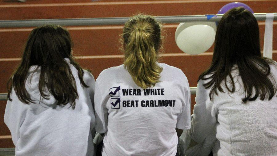 Mighty Sequoia shirts boast the decades of rivalry between SHS and CHS