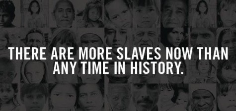 Slavery still prevalent in modern-day society