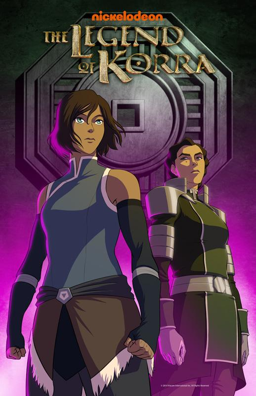 The+final+season+of+%22The+Legend+of+Korra%22+is+nearing+the+end+on+its+final+season.
