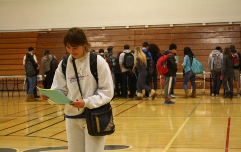 Every step of high school leads to one finding their identity, such as picking future classes.