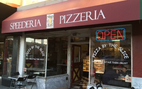 The best thin crust pizza in San Carlos
