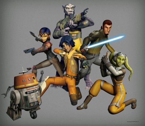 'Star Wars Rebels' cannot live up to its legacy