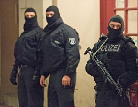 Belgian police stop terrorist plot