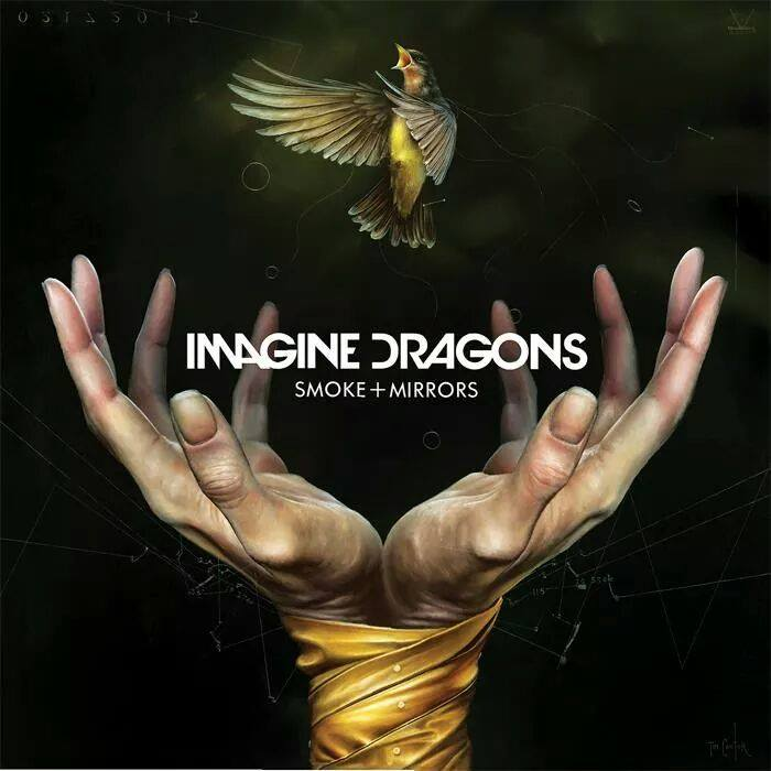 Smoke + Mirrors was released on Feb. 17, 2015.