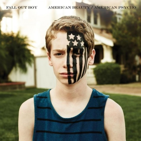 'American Beauty/ American Psycho' has a new vibe