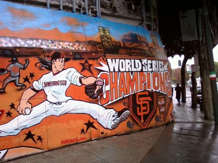 The Giants made history with three World Series wins in 2010, 2012, and 2014.