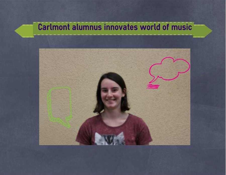 Carlmont alumnus innovates world of music