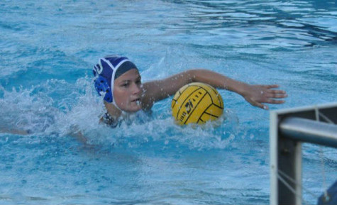 Denney pursues passion for water polo at UC Santa Barbara