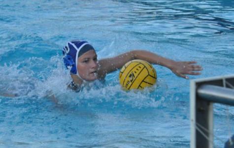 Denney pursues passion for water polo at UC Santa Barbara