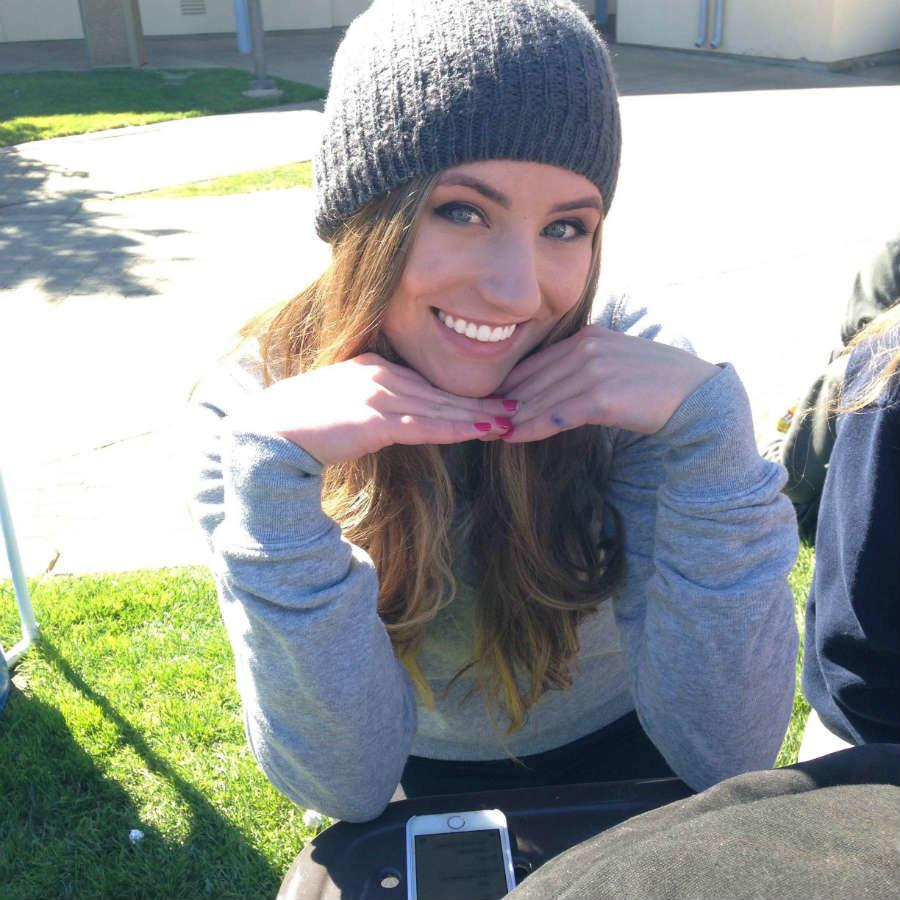 Senior Vinka Radich hopes to pursue physical therapy and medicine at Cal Poly SLO.