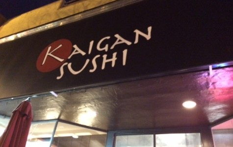 Kaigan Sushi provides yummy food and service with a smile.