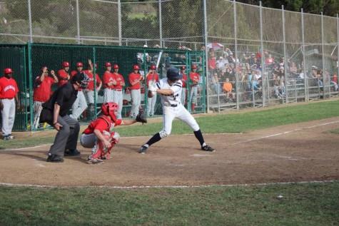 Varsity baseball conquers Burlingame