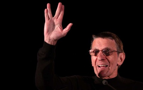 Live long and prosper. Rest in peace, Leonard Nimoy.