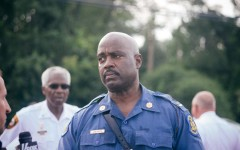 Missouri Highway Patrol Captain Ronald Johnson was asked to take over policing of Ferguson, as a tactical shift to reduce the violence