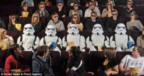 The new 'Star Wars' creates discussion among fans