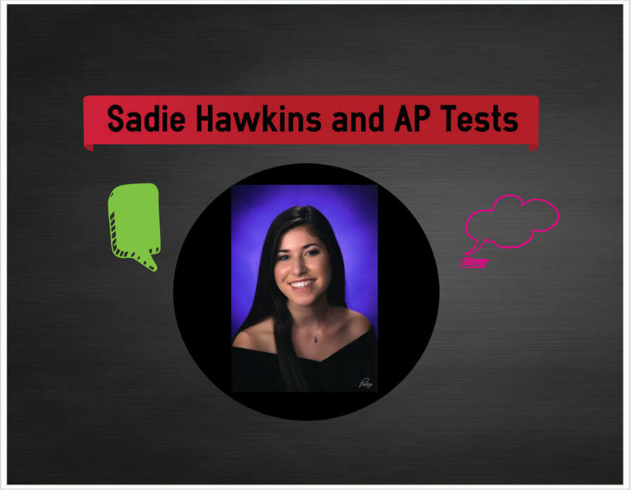 Sadie Hawkins dance and AP tests' benefit for the buck