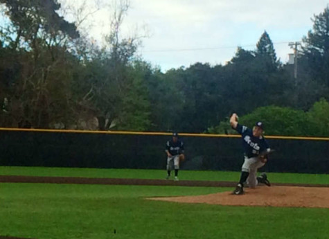 Varsity baseball falls to Sacred Heart