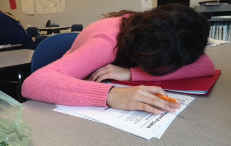 Falling asleep on top of your homework: it happens to all of us.