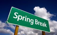 Carlmont students prepare to enjoy spring break